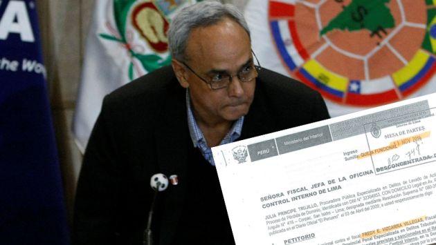 EN LA MIRA. Procuradora cuestionó a fiscal por caso Burga. (Mario Zapata)