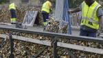 París: Retiran los 'candados del amor' en el Pont des Arts [Fotos y video] - Noticias de bruno druchen