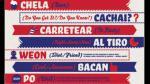 Copa América 2015: Un 'cabro chileno' te ayuda a entender la jerga de los hinchas 'rotos' - Noticias de billetes