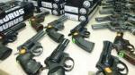 Unas 20,000 armas de fuego serían entregadas voluntariamente al Estado - Noticias de derik latorre