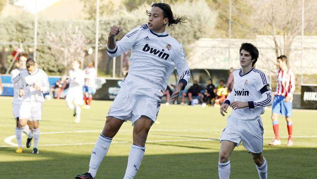 Cristian Benavente dejaría Real Madrid Castilla para jugar en el West Bromwich. (Perú21)