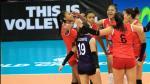 Selección peruana de vóley obtuvo segundo puesto del Clasificatorio al Mundial - Noticias de voley mundial