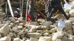 Churín: Minivan sepultada por alud tenía 16 pasajeros y solo 2 sobrevivieron [Videos] - Noticias de rocio morales sanchez