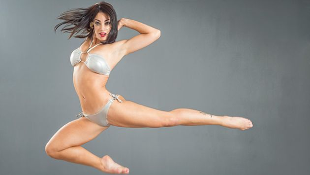 Chica.21: Mira el 'making of' de la cubana Mailyn Otero [Video]