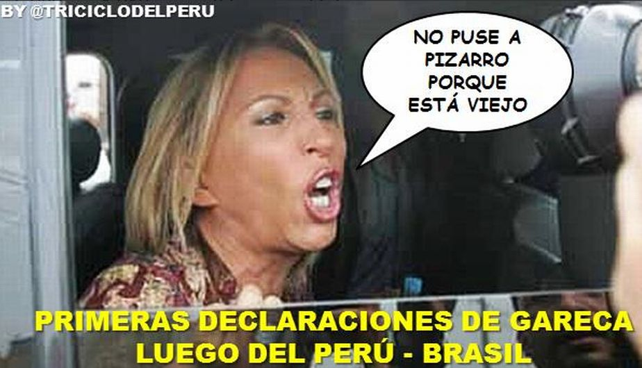 Perú vs. Brasil: Los memes tras la caída de la ...