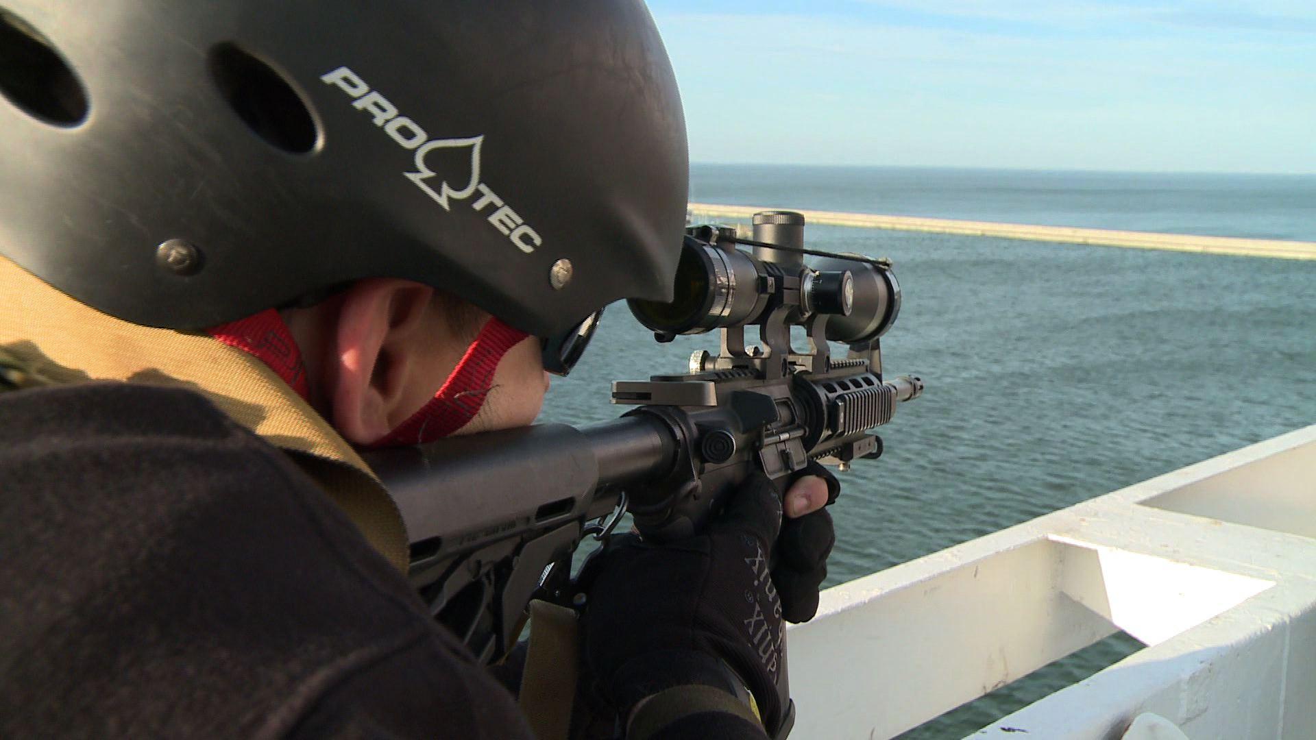 Polonia: Así se capacitan en el mejor centro de entrenamiento de seguridad del mundo [Video]