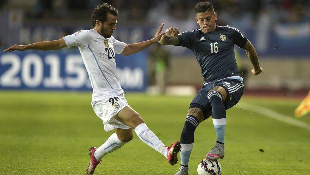 [Final] Argentina 1 - 0 Uruguay