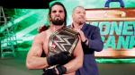 WWE: Seth Rollins retuvo su título en Money in the Bank [Fotos y video] - Noticias de john young