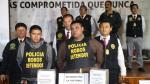 Villa El Salvador: Policía presentó a delincuentes que balearon a estudiante - Noticias de cesar vallejo mori