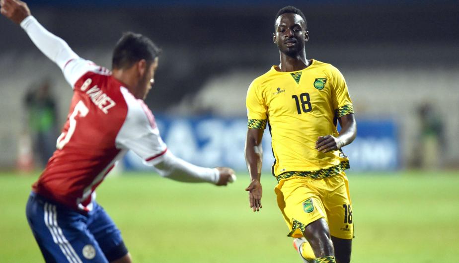 Paraguay derrotó a Jamaica 1-0 en segunda fecha de la Copa América [Fotos]