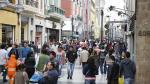 La clase media disminuyó en siete regiones del Perú - Noticias de ptf