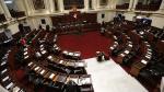 Congreso aprobó la eliminación de descuentos a gratificaciones de manera permanente - Noticias de estudio bellido