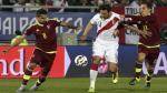 Perú derrotó 1-0 a Venezuela con gol de Pizarro y sigue con vida en la Copa América 2015 - Noticias de luis alejandro arango