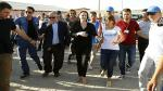Angelina Jolie visitó campo de refugiados en Turquía como embajadora de ACNUR - Noticias de violencia contra la mujer