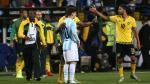 Lionel Messi: 'Selfie' de jugador de Jamaica con la 'Pulga' da la vuelta al mundo - Noticias de hinchas famosos