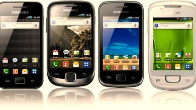 Seguridad, Samsung Galaxy