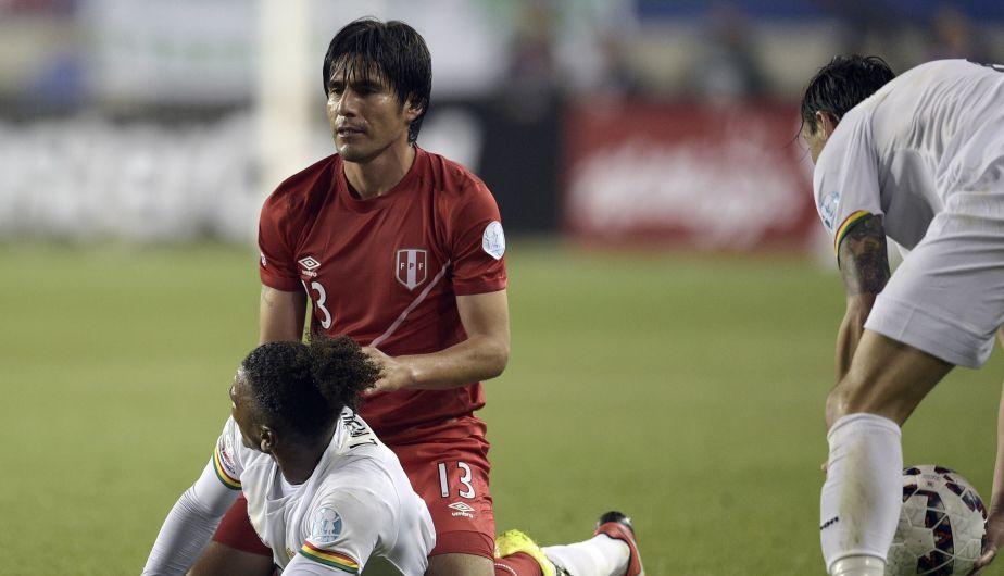 Termino el Partido / Perú 3 - Bolivia 1 / Bolivia Fuera