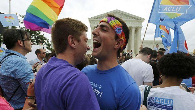 Estados Unidos: Corte Suprema legaliza matrimonio homosexual en todo el país. (Reuters)