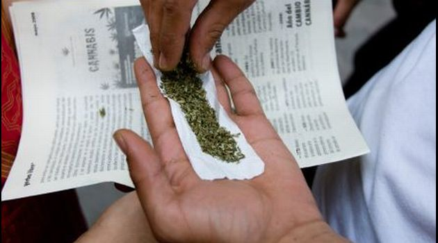 Solo el 2.83% de los limeños se manifiesta a favor de legalización de la marihuana (USI).