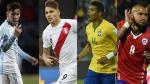 Cuartos de final de Copa América 2015: Conoce la hora y canal de todos los partidos - Noticias de mar de copas