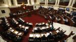 Congreso: Acusan a bloque de AP de dividir a oposición para favorecer al oficialismo - Noticias de miembros de mesa