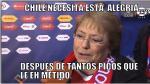 Chile vs Uruguay: Los mejores memes tras el escandaloso partido por semifinales - Noticias de diego lugano