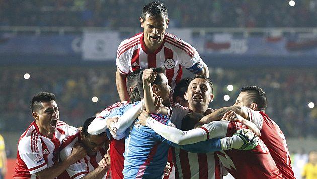 Paraguay enfrentará a Argentina en una de las semifinales de la Copa América. (Reuters)
