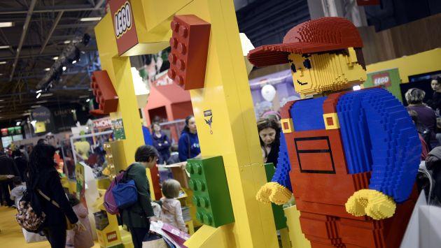 Lego le dirá adiós a sus piezas de plástico, ¿con qué las reemplazará? (AFP)