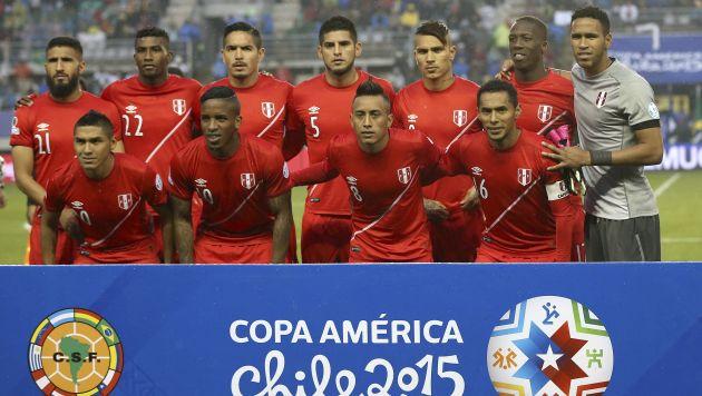 Selección peruana jugará amistoso con Estados Unidos. (EFE)