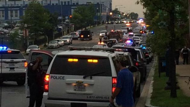 Estados Unidos: Las carreteras en Washington también se han cerrado (Twitter / @PJElliotRadio)