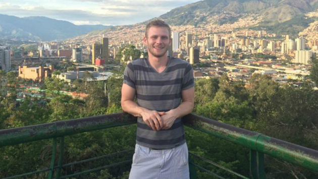 Christopher Miller está en una morgue hace 3 semanas. Su familia en Estados Unidos no lo puede recuperar. (Fox News)