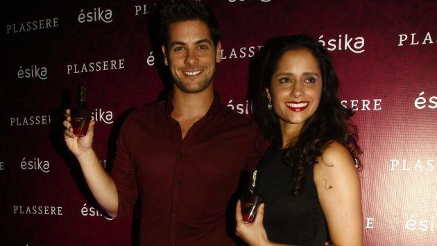 Andrés Wiese fue 'ampayado' besando  a joven desconocida en una discoteca. (USI)