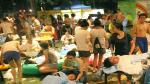 Taiwán: Más de 200 personas resultaron heridas tras explosión en parque acuático [Fotos y video] - Noticias de accidente en chincha