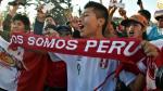 Copa América 2015: Compatriotas no se cansan de alentar a la selección peruana - Noticias de trajes típicos