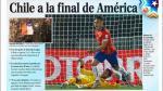 Perú vs. Chile: Así celebró la prensa sureña su victoria frente la 'bicolor' - Noticias de diario el mercurio de chile