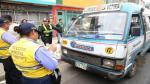 Municipalidad de Lima envió al depósito a unidades de empresas que no se adecuaron a ordenanza - Noticias de ordenanza municipal