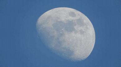 YouTube: Con este zoom en tu cámara podrás ver hasta los cráteres de la Luna [Video]