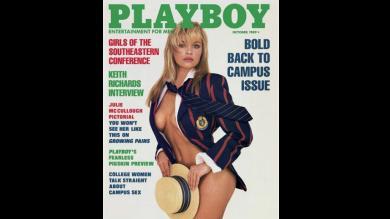 Pamela Anderson cumplió 48 años: Revive sus 13 portadas en Playboy