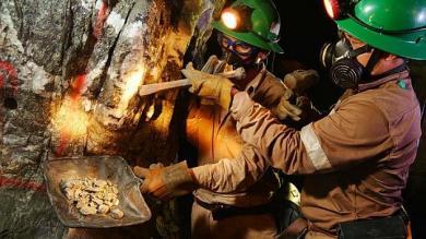 Minería, INEI