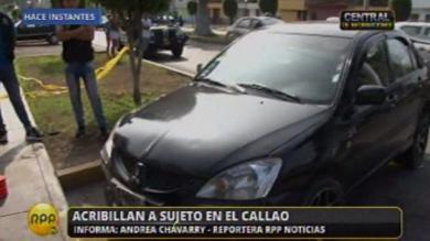 Callao, Inseguridad ciudadana