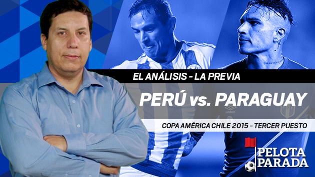 Análisis de la previa del Perú vs. Paraguay con Francisco Cairo [Video]