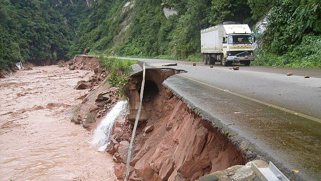 Se preveen inundaciones debido a lluvias provocadas por Fenómeno El Niño. (USI/Referencial)