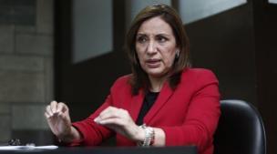 Procuradora denunció censura por opinar sobre caso de Nadine Heredia