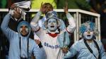 Twitter: #VamosVamosArgentina, hinchas expresan su apoyo a la albiceleste - Noticias de wilmar roldan