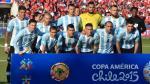 Chile derrotó en penales a Argentina y es campeón de la Copa América 2015 - Noticias de matias fernandez