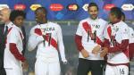 Perú ganó un título en la Copa América 2015... el de Fair Play - Noticias de eddie hidalgo