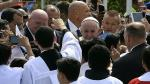 Papa Francisco llegó a Guayaquil para misa en parque Samanes [Fotos y video]