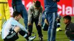 Lionel Messi: ¿Quiénes son y qué le dijeron los niños que lo consolaron?