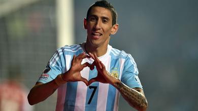 Argentina, Ángel Di María, Copa América 2015