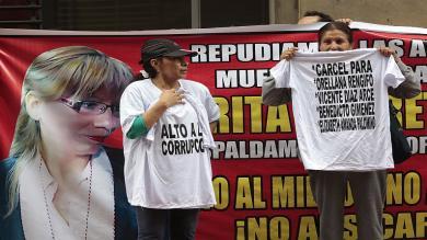 Ministerio Público, Rodolfo Orellana, Marita Barreto